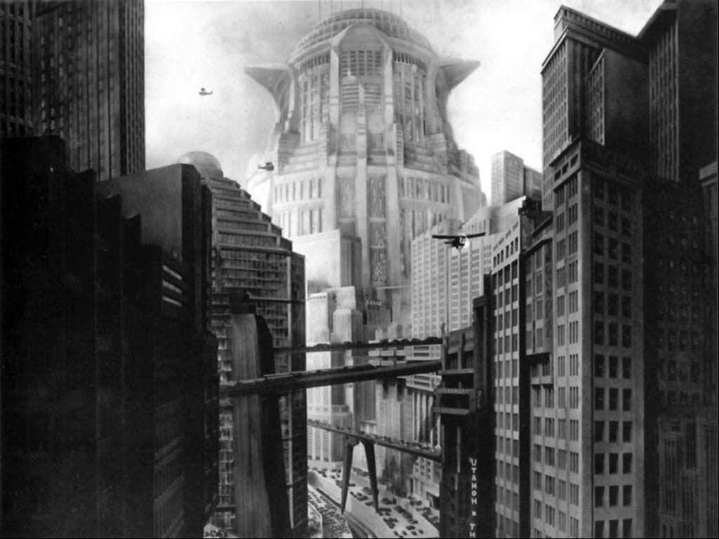 Metropolis Review (Fritz Lang)