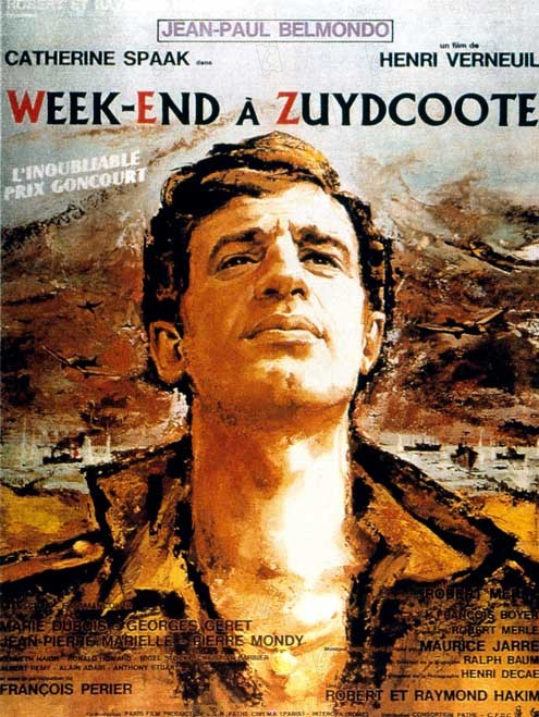 Week-end ˆ Zuydcoote 1964 Real : Henri Verneuil COLLECTION CHRISTOPHEL