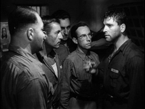 Brute Force 1947 Jules Dassin Burt Lancaster DVD Review PDVD_004-01