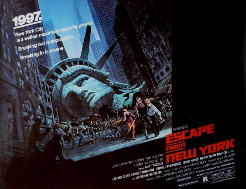 Escape-From-New-Tork-reboot-New-York-1997-reboot-John-Carpenter-Joel-Silver-studio-Canal