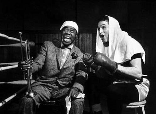 louis-armstrong-and-paul-newman-on-the-set-of-somebody-up-there-likes-me