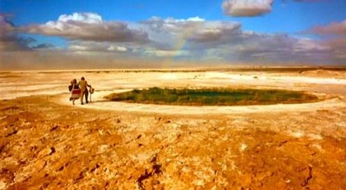 Jusqu'au bout du monde désert